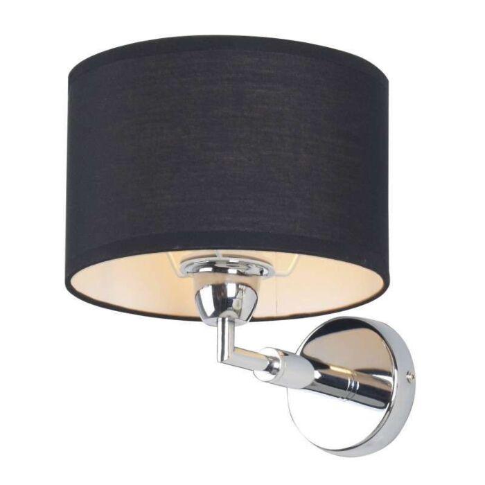 Væglampe-Lugar-sort