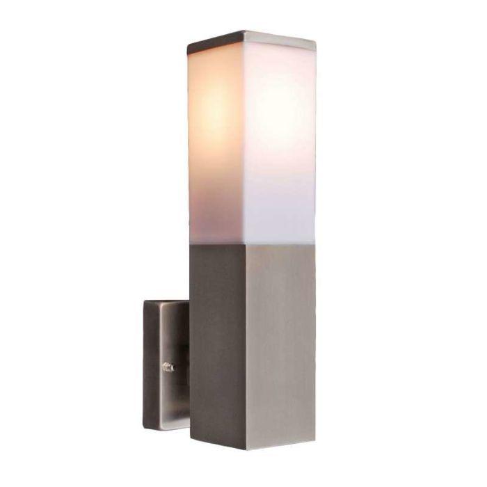 Udendørs-lampe-Malios-vægstål