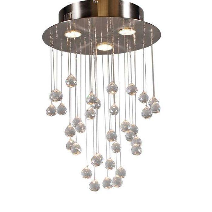 Loftlampe-Drops-3-stål