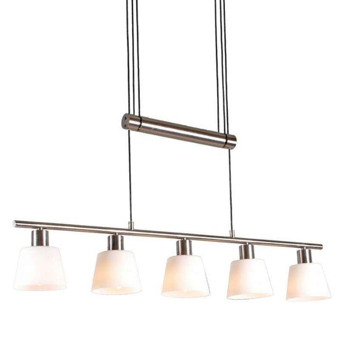 Hængelampe-Pendula-HL93-5-lys