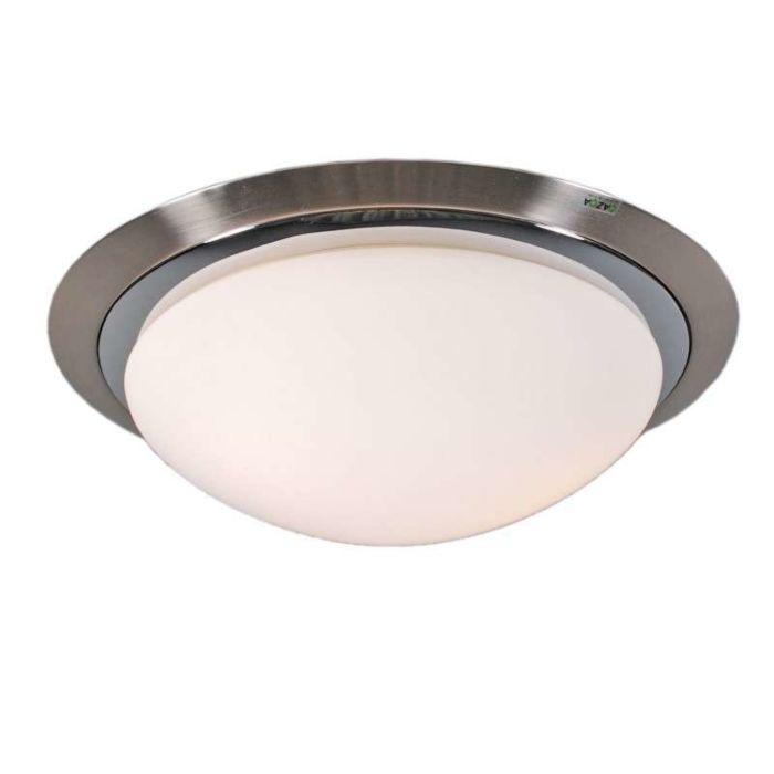 Loftlampe-Barney-35-stål-krom