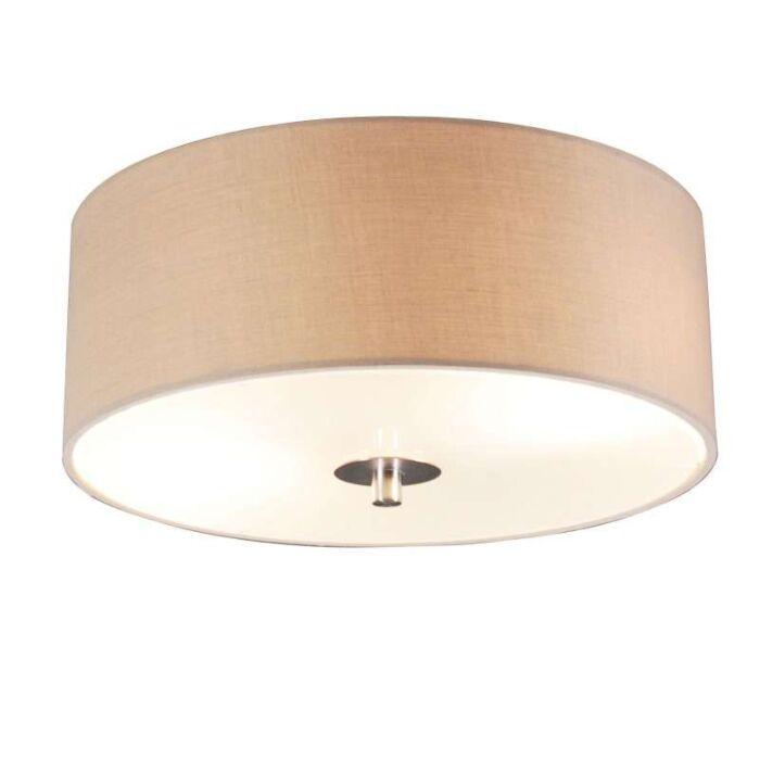 Country-loftlampe-beige-30-cm---Tromme