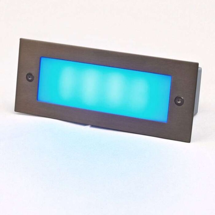 LED-forsænket-lampe-LEDlite-Recta-17-blå