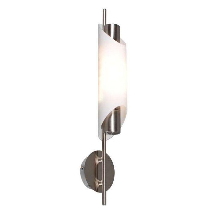 Væglampe-Organ-1-stål