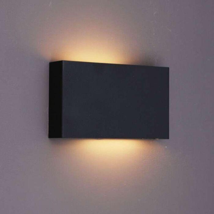 Væglampe-Otan-sort