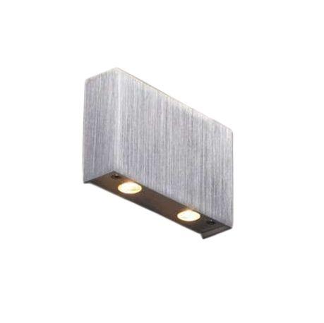 Væglampe-Otan-LED-aluminium