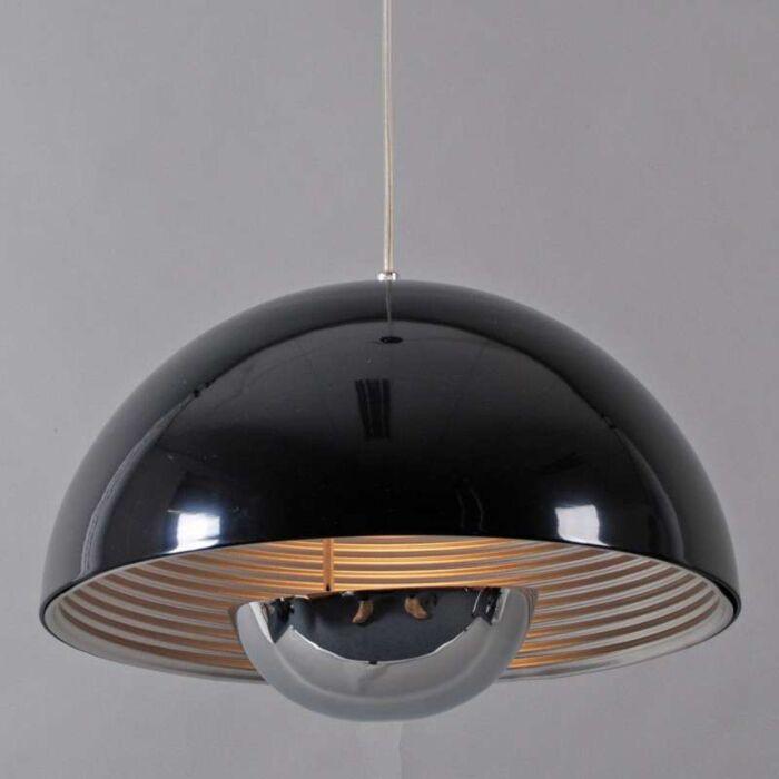 Hængelampe-Elx-1-sort