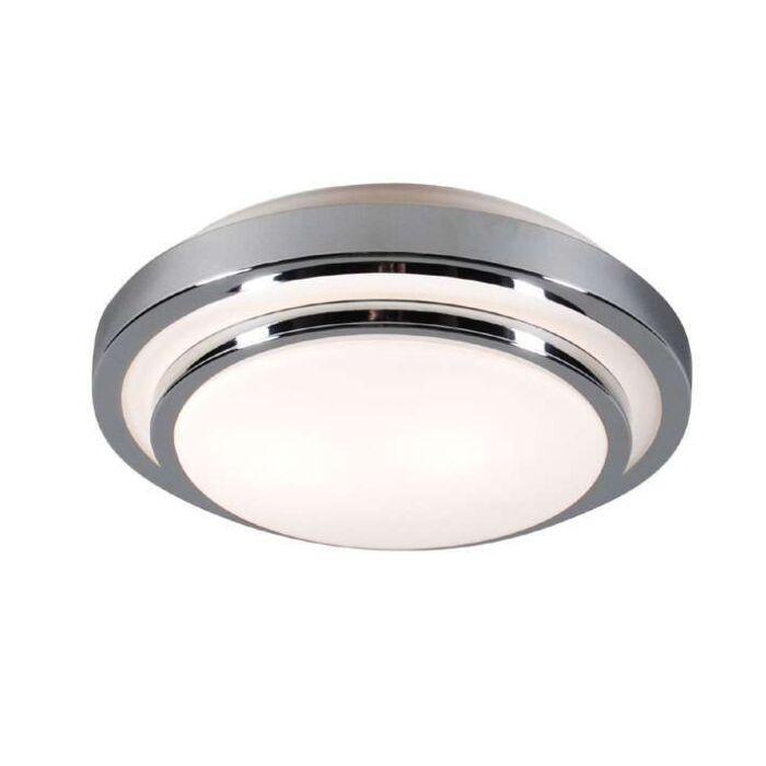 Loftlampe-Baxter-Double-28-krom