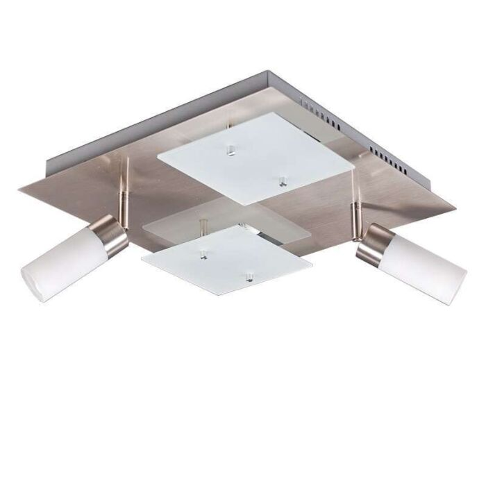 Loftlampe-Capri-4-stål