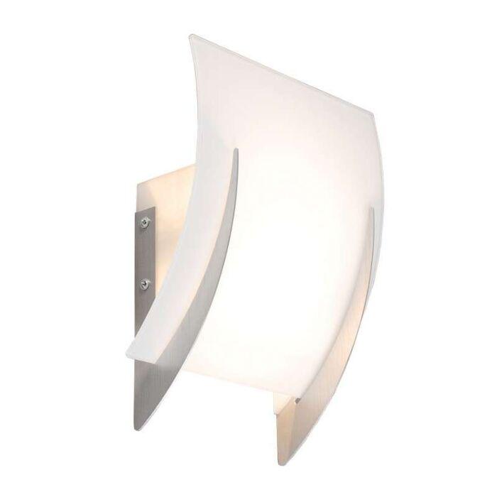 Væglampe-Filey-aluminium