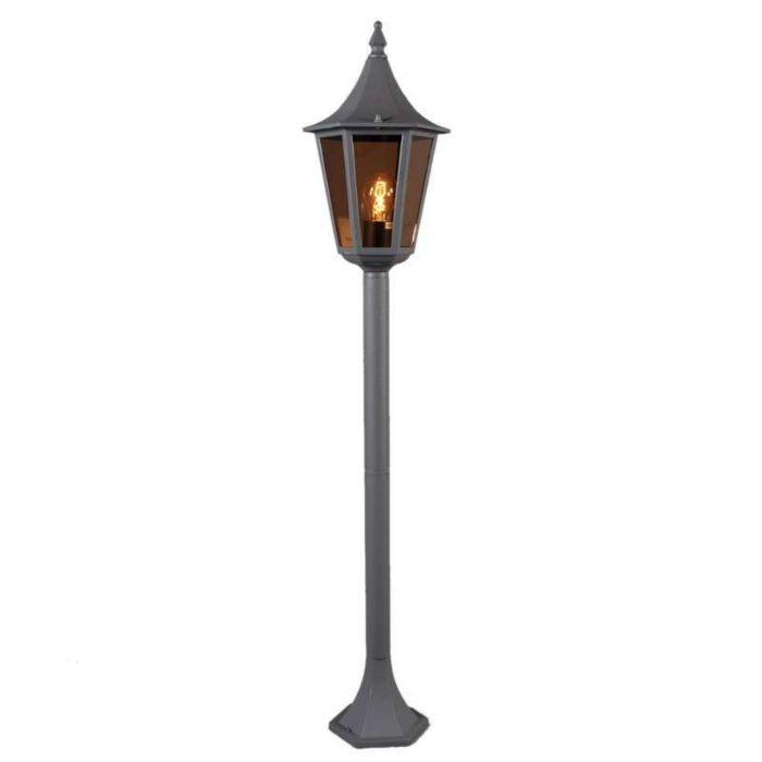 Udendørs-lampe-President-P116-grafit