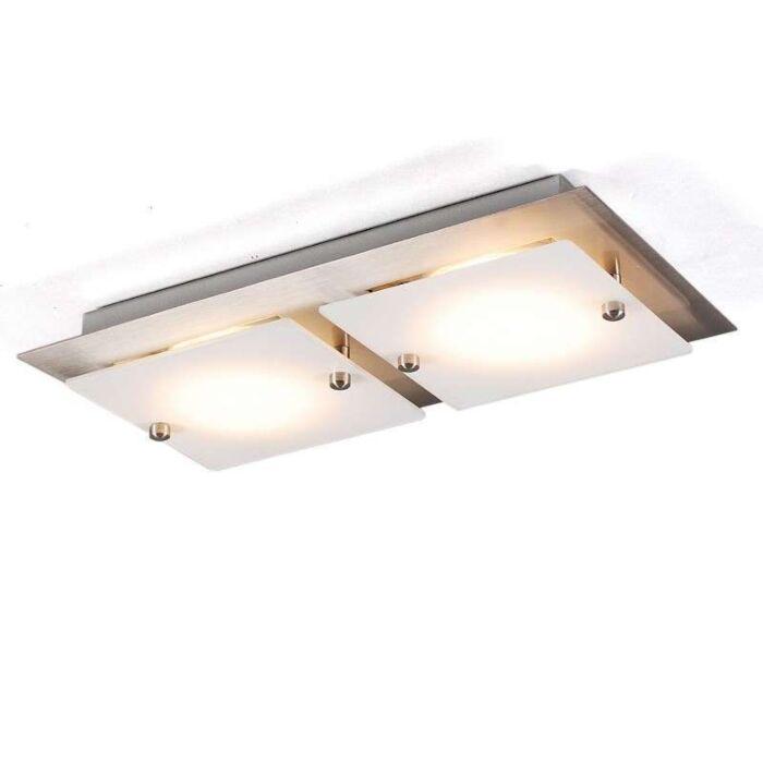 Loftlampe-Buxton-ES-2-stål