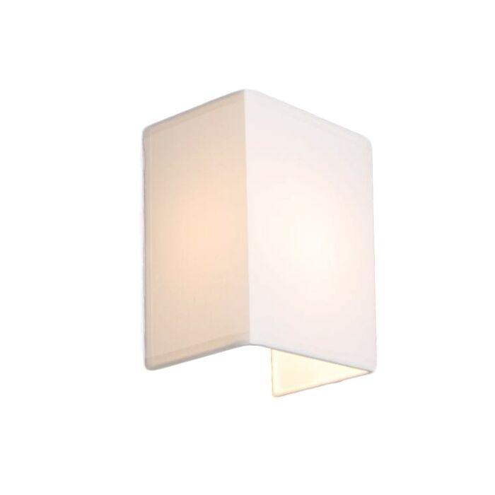 Landlig-væglampe-hvid---Vete