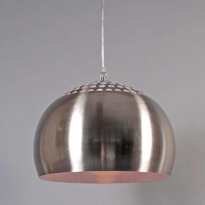 Hængelampe-Fermo-40cm-stål