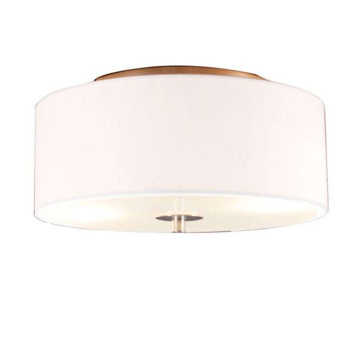 Land-loftslampe-hvid-30-cm---Tromme