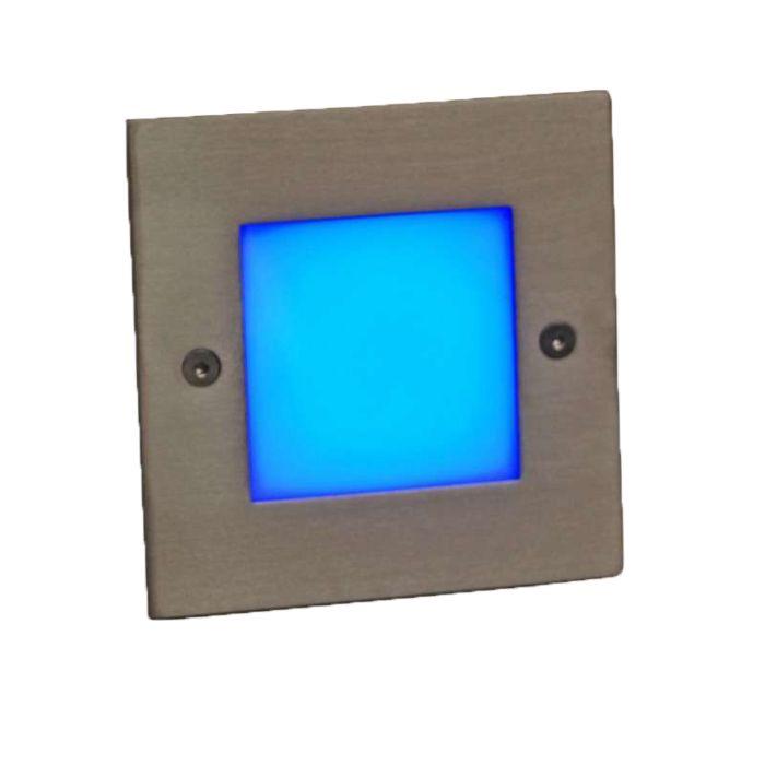 LED-forsænket-lampe-LEDlite-Square-10-blå