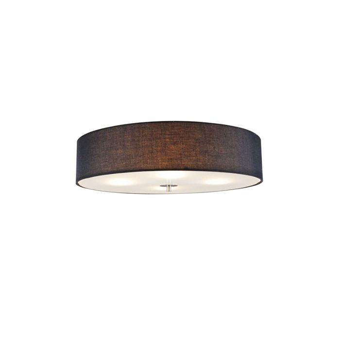 Country-loftlampe-sort-50-cm---Tromme