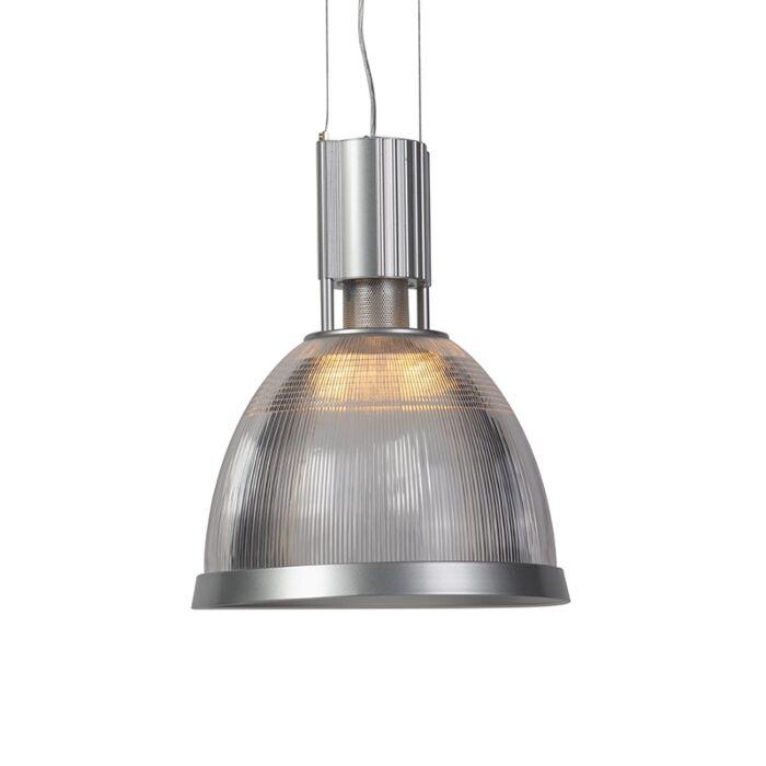 Industriel-hængelampe-aluminium---Industri-Rim