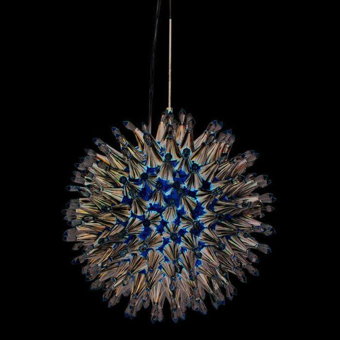 Hængelampe-Soleil-10-krom