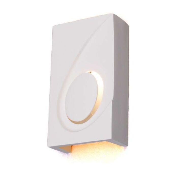 Væglampe-Gipsy-Six