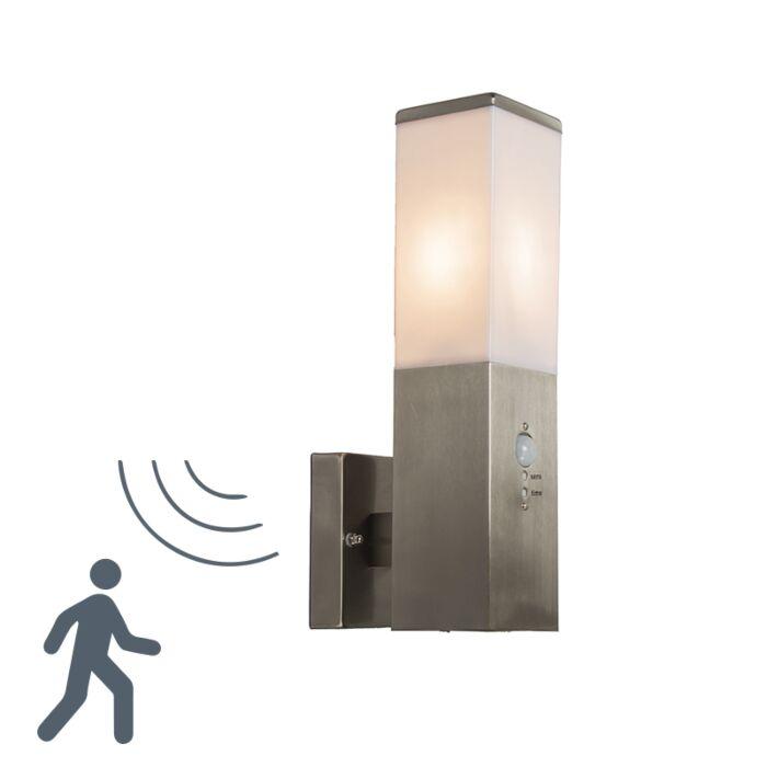Udendørslampe-Malios-væg-IR-stål