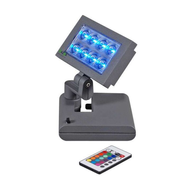 Opton-Flood-Light-grafit-med-RGB-LED