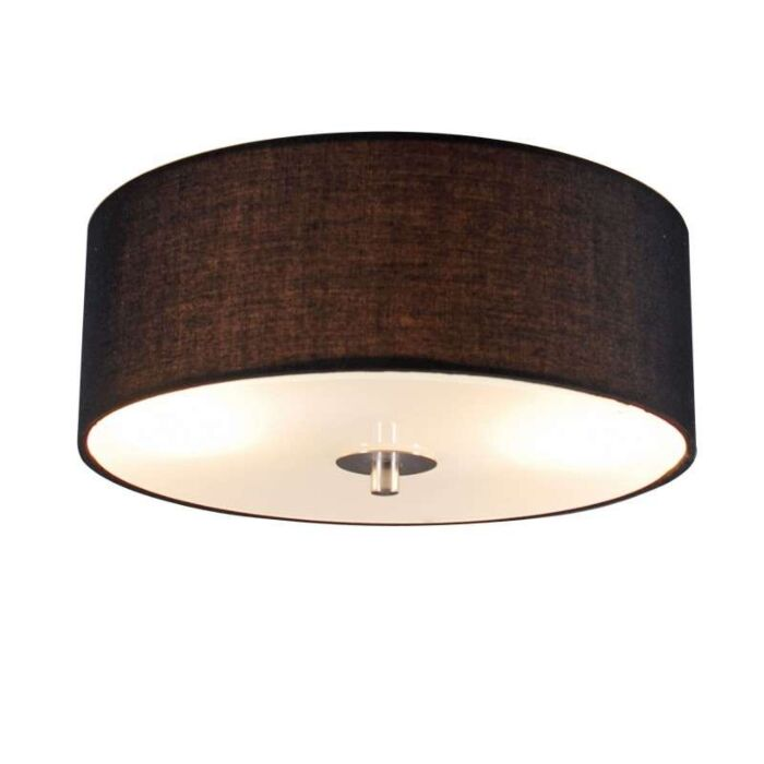 Country-loftlampe-sort-30-cm---Tromme