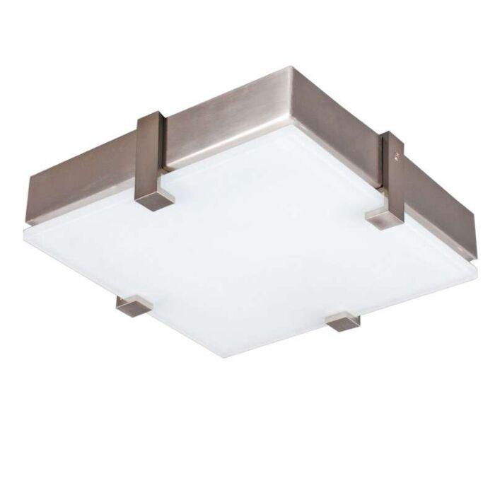 Loftlampe-Crook-25-stål
