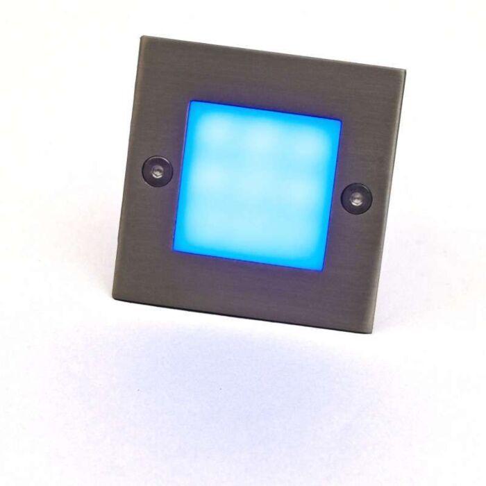 LED-forsænket-lampe-LEDlite-Square-7-blå
