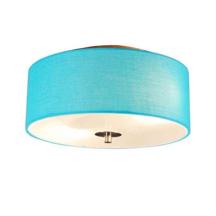 Loftlampe-Drum-30-rund-vand