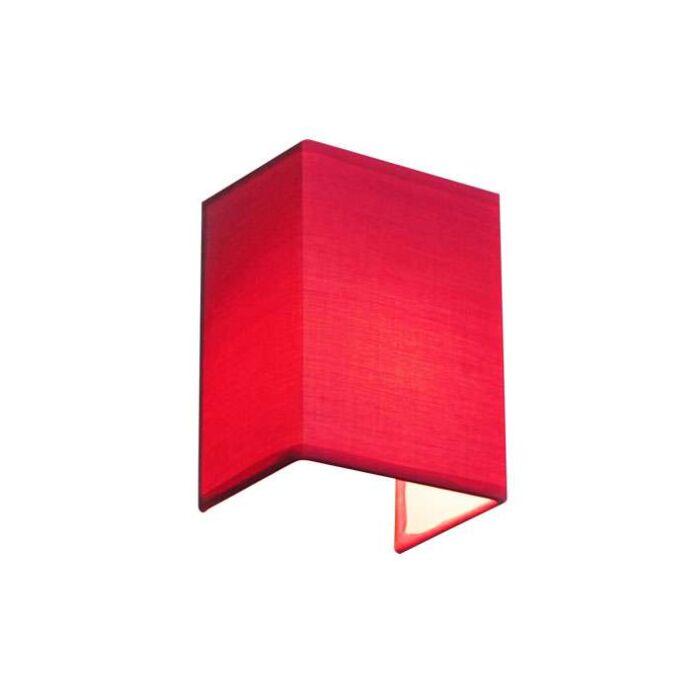 Væglampe-Vete-pink