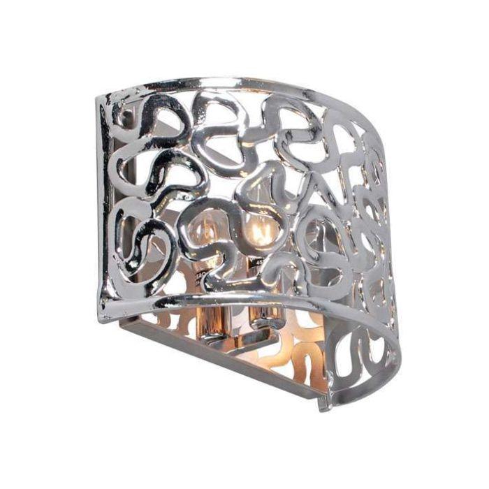 Væglampe-Farao-30-krom