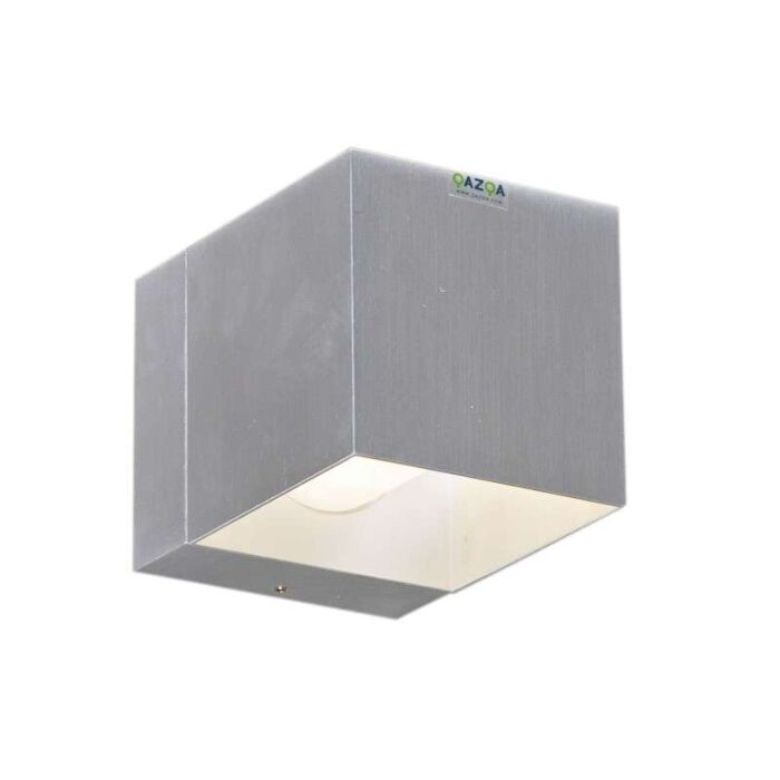 Væglampe-Luca-aluminium-LED
