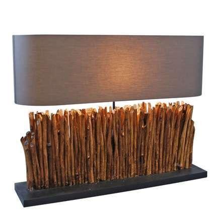 Phuket-Grande-bordlampe-med-brun-skærm