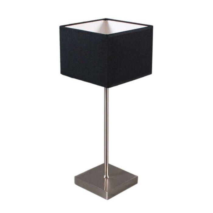Bordlampe-VT-lille-sort