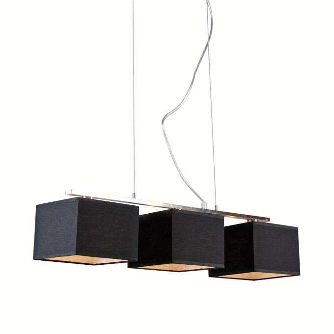 Hængelampe-VT-3-sort