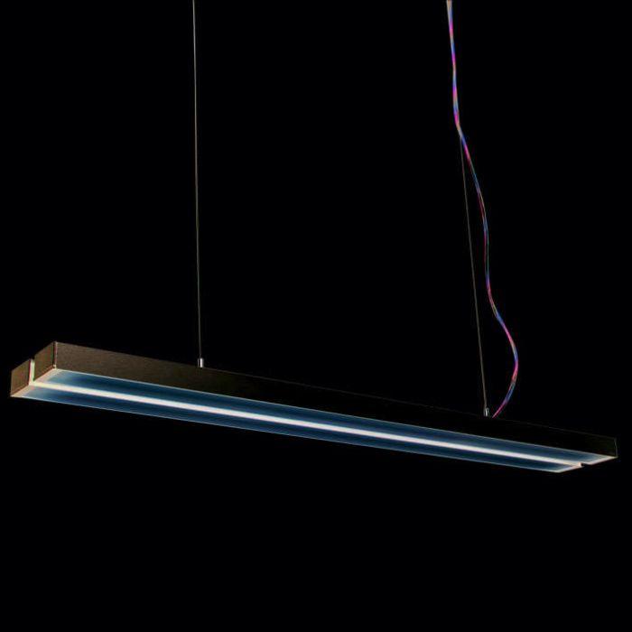 Hængelampe-Tube-Q-Dobbelt-sølv-2-x-28W