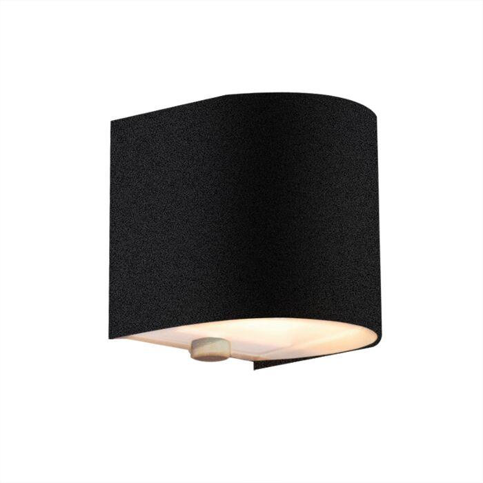 Væglampe-Torci-sort