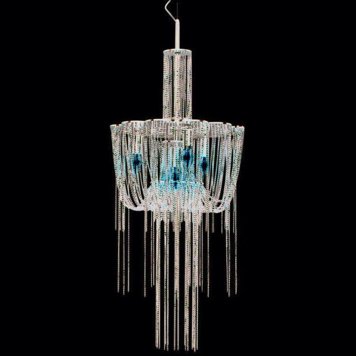 Hængelampe-Abbegail-40-sort