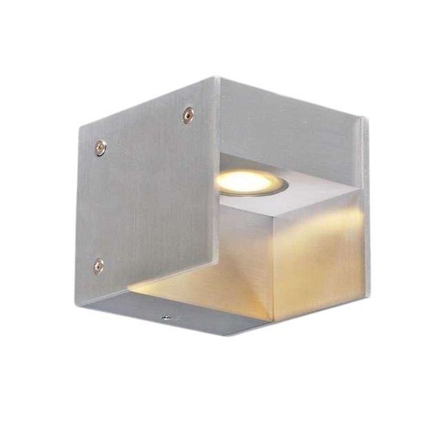 Væglampe-Luna-I-LED-aluminium-IP54