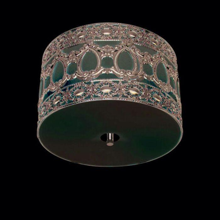 Loftlampe-Midar-30-krom