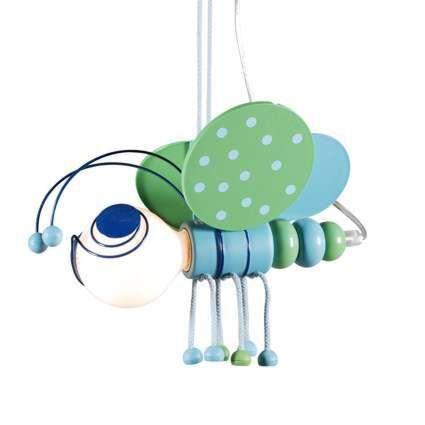 Hængelampe-Kids-Bee-Green