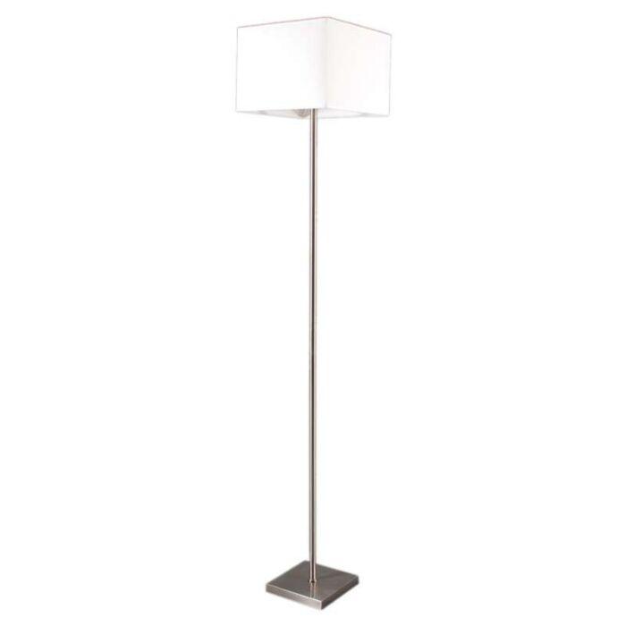 Gulvlampe-hvid---VT