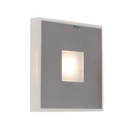 Væglampe-Hana-firkantet-aluminium-LED