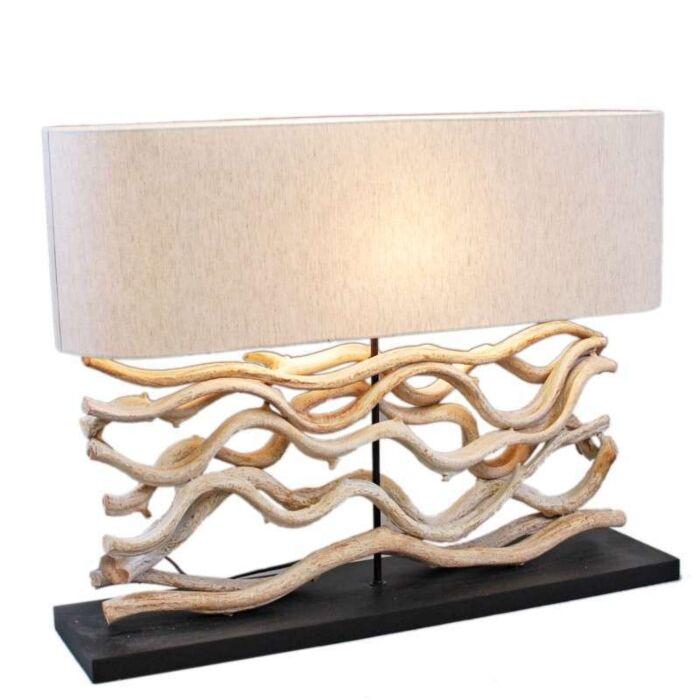 Bordlampe-Chainat-Large-med-linnedskærm