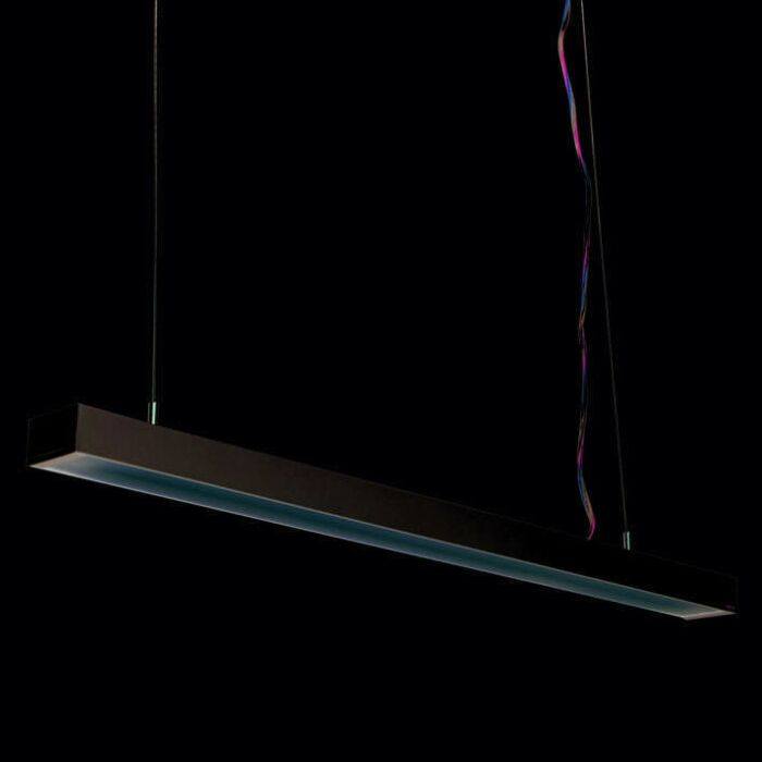 Hængelampe-Tube-Q-hvid-21W