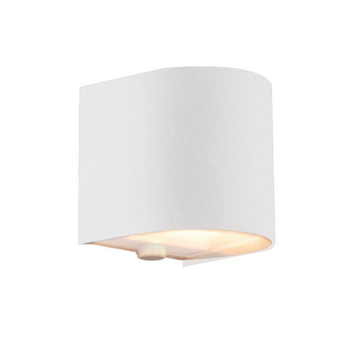 Væglampe-Torci-hvid