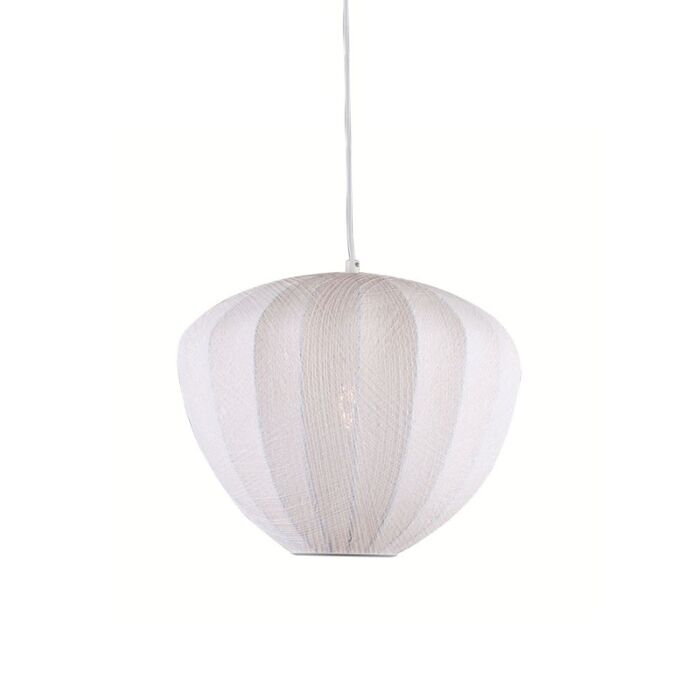 Hængelampe-Apryl-40-hvid
