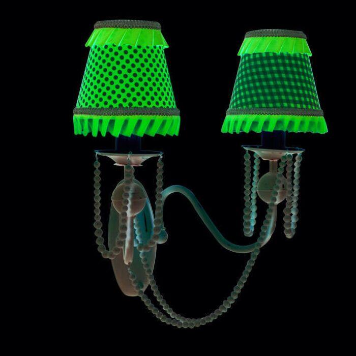 Væglampe-Twiddle-2-hvid