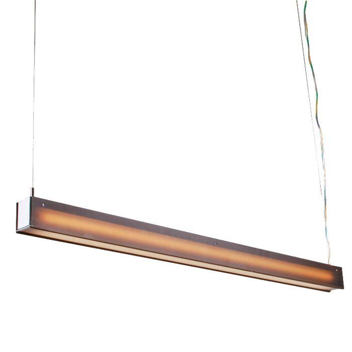Hængelampe-Tube-R-Kaffe-28W